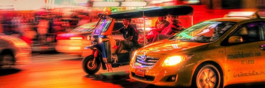 Bangkok-Tuk-Tuk-Nacht-Taxi-Bangkok-Thailand