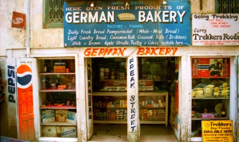 Freak Street Bakery