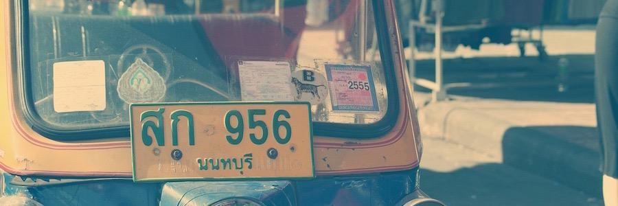 TukTuk-Thailand-Bangkok-Chiang-Mai-