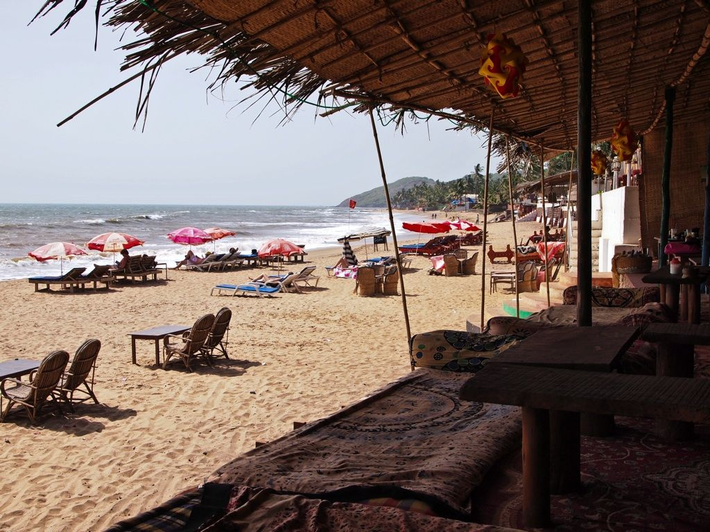 Aruja Beach Goa