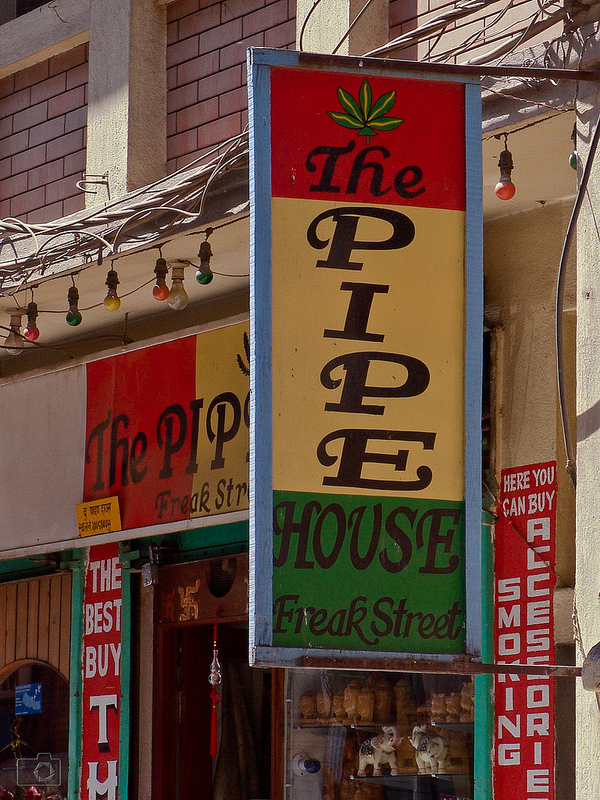 Pipe House Kathmandu
