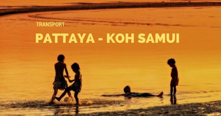 Anreise Pattaya nach Koh Samui