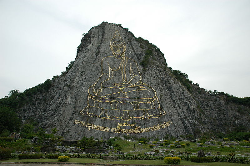 Der sogenannte Buddha Hill Photo CC by I, Endimione