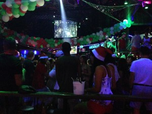 Party im Green Mango Chaweng Beach