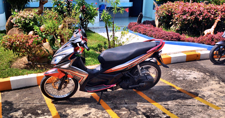 Scooter rental Thailand - All information
