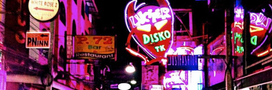 Walking Street Disco Lucifer Pattaya