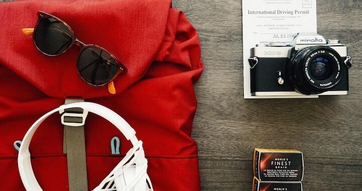 10 Reiseblogger Gadgets Gear Ausrüstung
