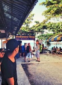 Anreise Koh Samui nach Koh Phangan Big Buddha Pier