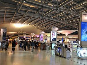 Flughafen Bangkok Shops