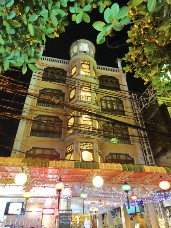 Stardome Inn Rambuttri Alley Bangkok