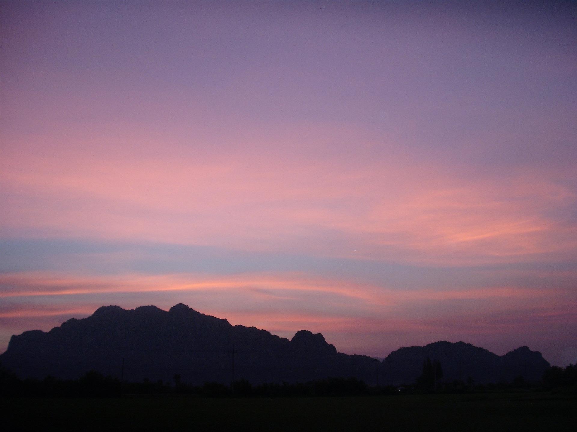 Thailand Sunset-Indvidualreise