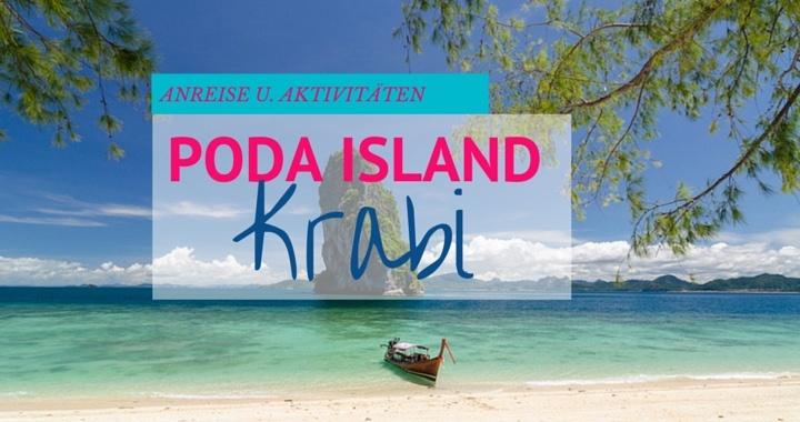 Anreise Aktivitäten Koh Poda Reisemagazin