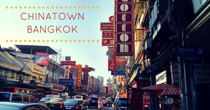 Chinatown Bangkok Infos Anreise