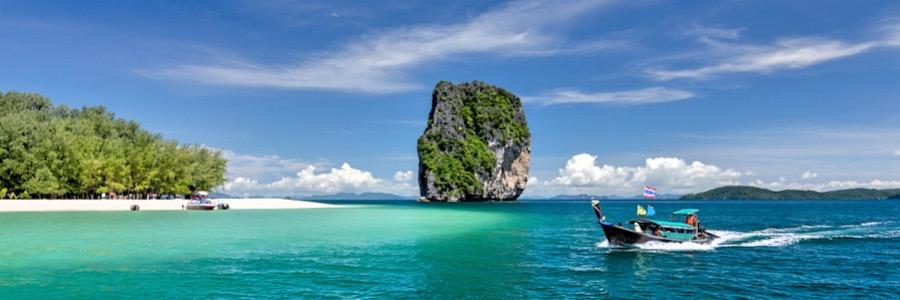 Poda Island Insel Thailand