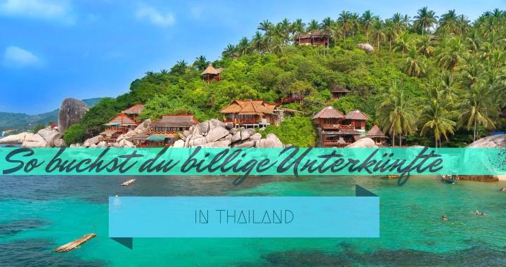 Backpacker Unterkunft Thailand Buchen Hotelsuche