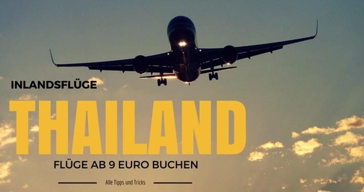 Inlandsflüge Thailand Buchen Flüge Thailand ab 9 Euro Billig Fliegen