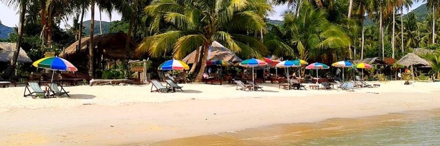 Koh Kood Beach Thailand