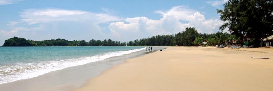 Krabis Straende - Klong Dao Beach