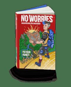 No Worrie Backpacking für Einsteiger Buch