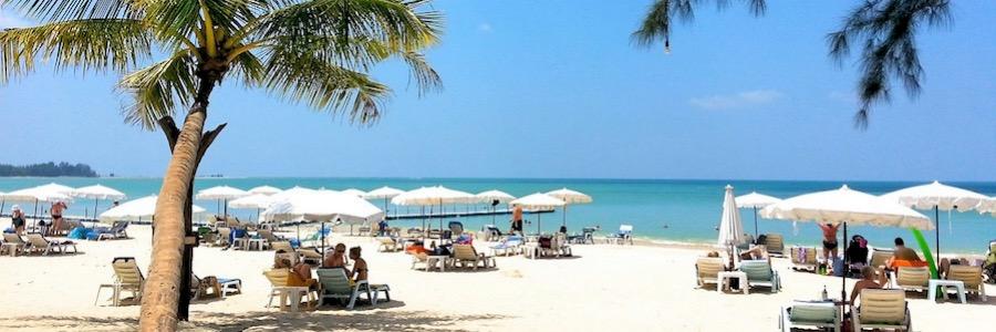 Phuket Karon Beach Thailand