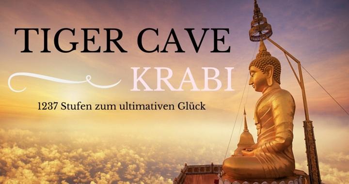 Tiger Cave Tempel Krabi Thailand 1237 Stufen zum Glück