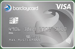 Barclay Visa Kreditkarte