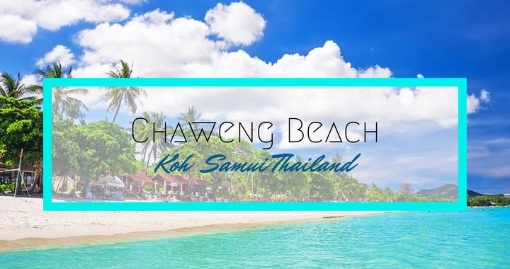 Chaweng Beach Koh Samui Alle Informationen