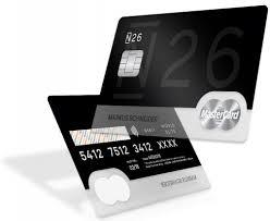 N26 Mastercard + gratis Konto für Reisende