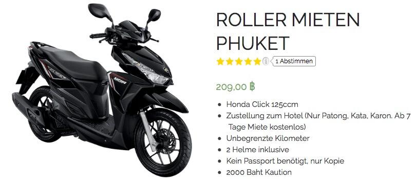 roller-mieten-phuket-thailand