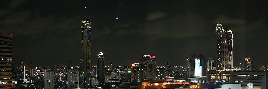 Baiyoke Tower Bangkok Sehenswürdigkeiten