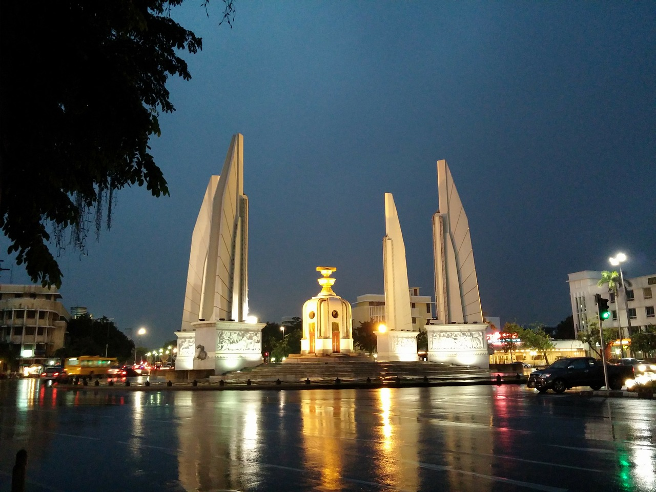 Demokratie Denkmal Bangkok