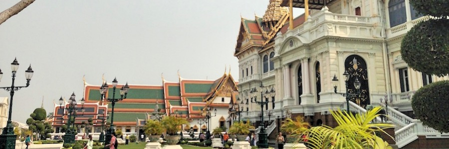 GrandPalace Bangkok Sehenswürdigkeiten