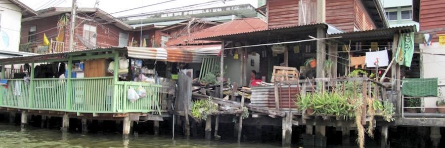 Khlong Tour Bangkok Sehenswürdigkeiten