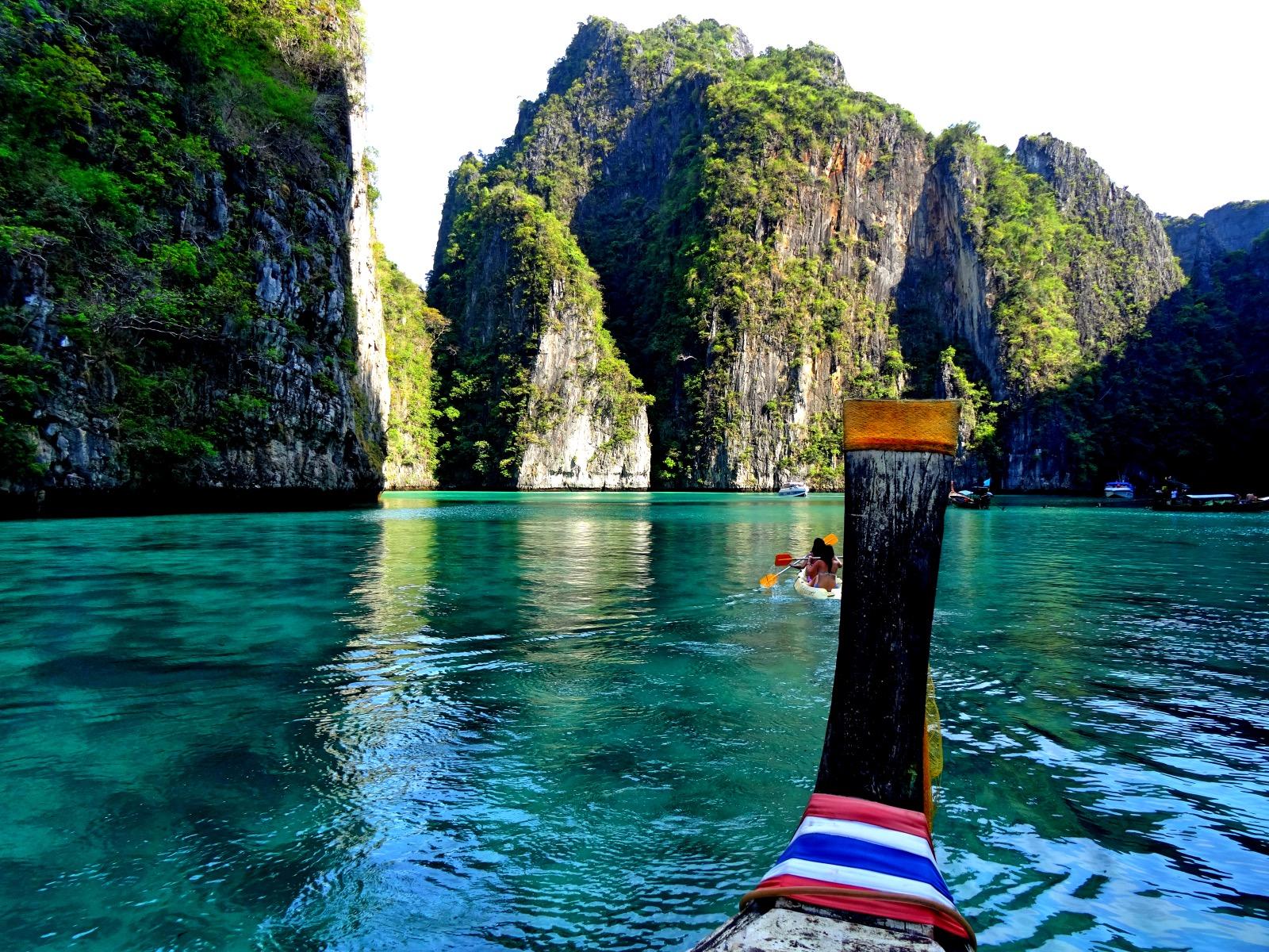 Where Is Monkey Island Thailand