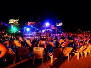 Loh Dalum Fireshow Koh Phi Phi Slinky Bar