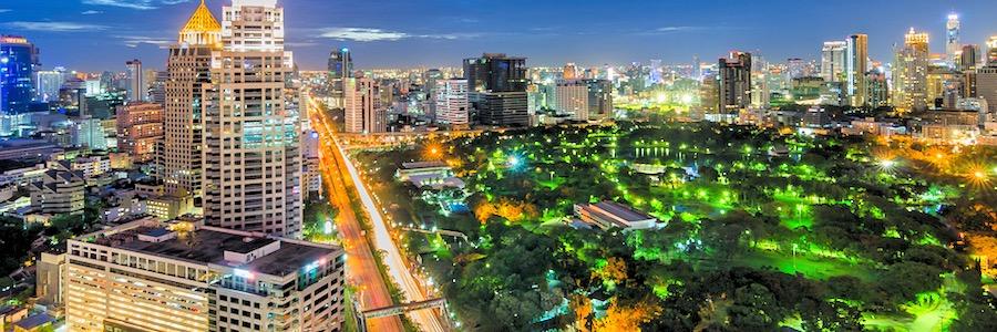 Lumpini Park Bangkok Sehenswürdigkeiten