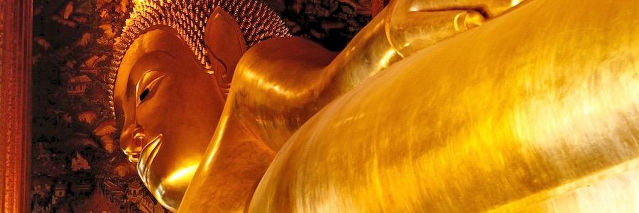 Sehenswürdigkeiten-Bangkok-Reclining-Buddha Wat Pho