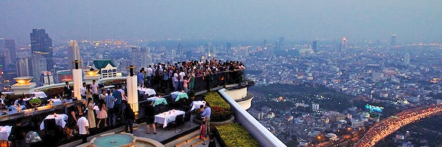 Skybar Lebua State Tower Bangkok Sehenswürdigkeiten