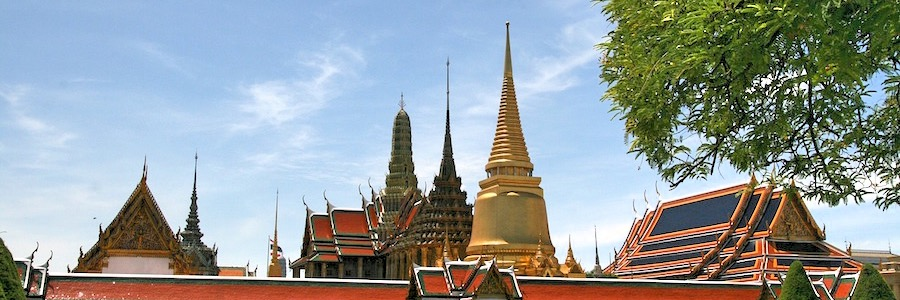 Wat Phra Kaeo Bangkok Sehenswürdigkeiten