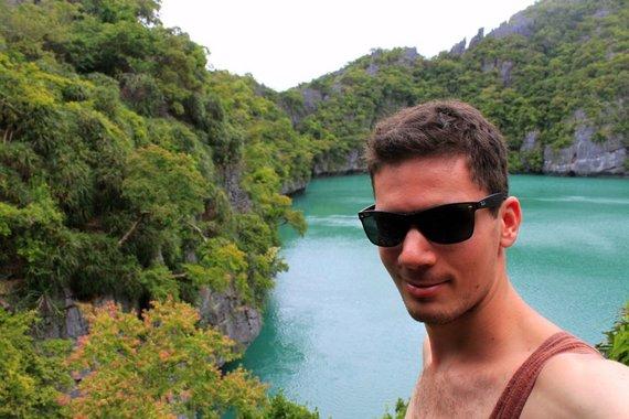 Ang Thong Nationalpark Bucht