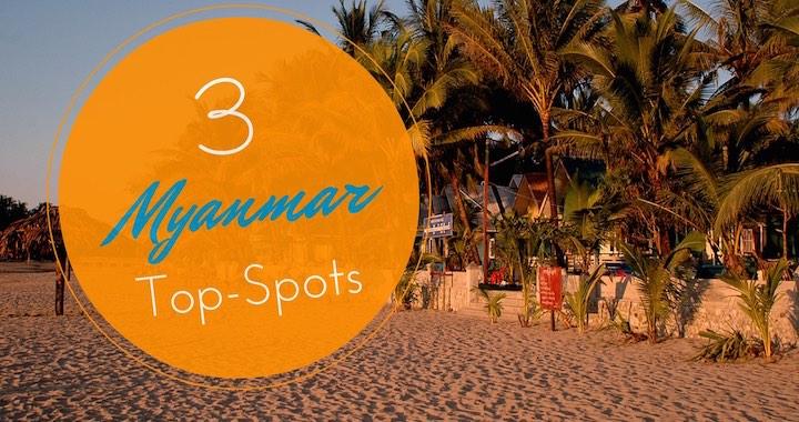 Myanmar Top Spots Urlaub