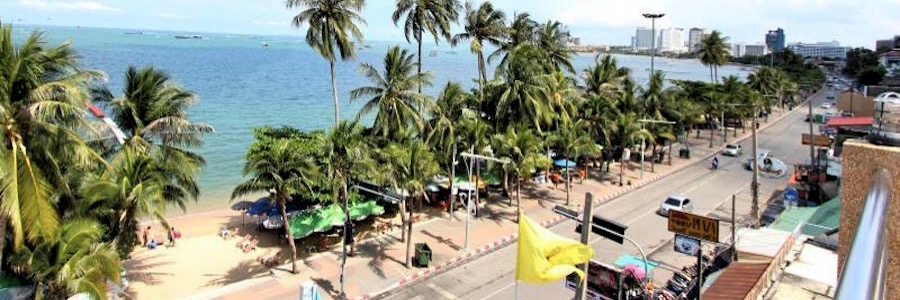 A.A. Hotel Pattaya Beach Road
