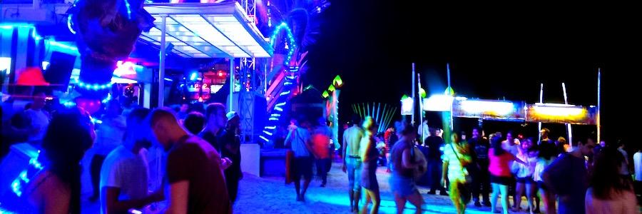 Ark Bar Koh Samui Party