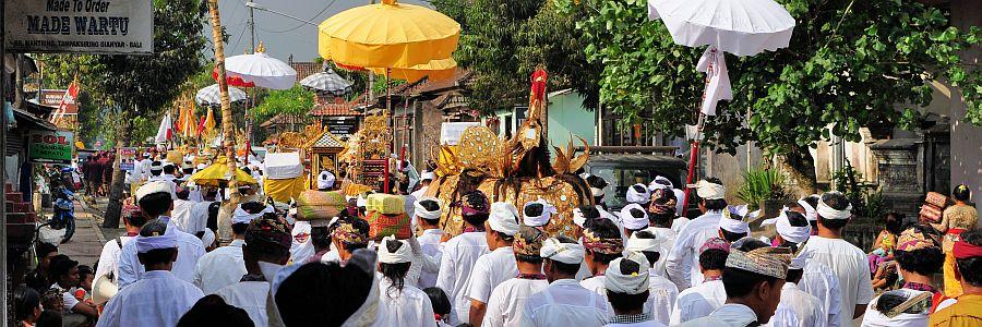 Bali Zeremonie