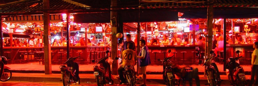 Bier Bars Chaweng Koh Samui