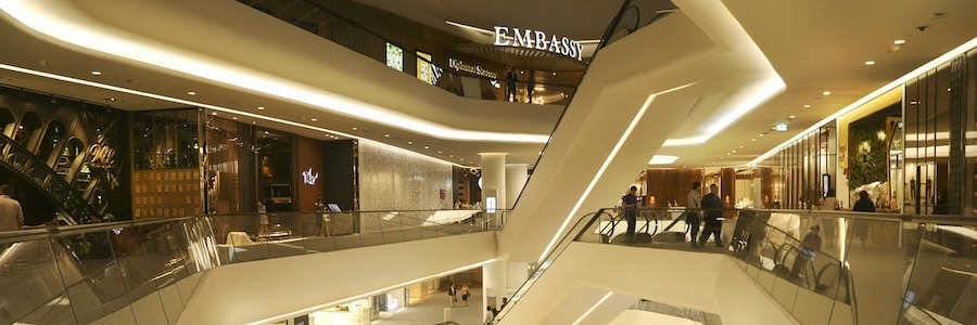 Central Embassy Shopping Bangkok