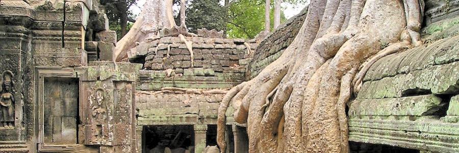 Geld Kambodscha Angkor-Wat