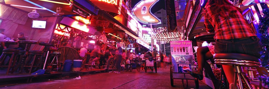 Soi Cowboy Bangkok Go Go Bars Thailand