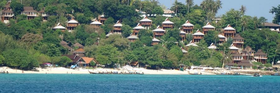 Laem Hin Strand Ton Sai Bay