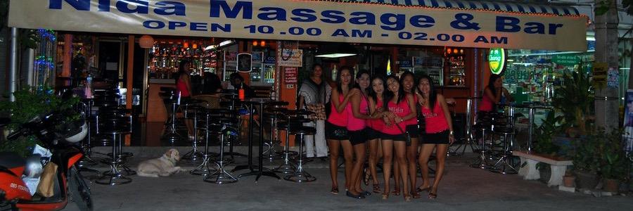 Massage Chaweng Beach Samui
